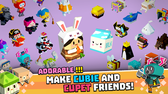 Cubie Adventure World