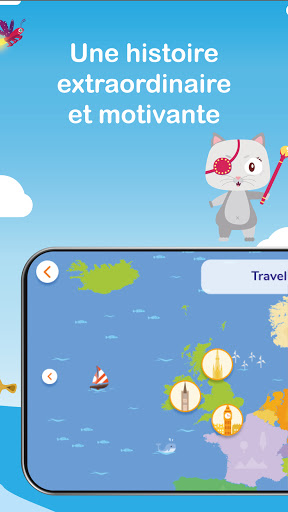 Holy Owly nu00b01 anglais pour enfants 2.3.4 screenshots 7