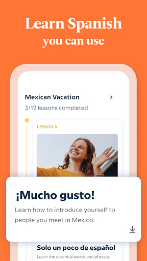 Babbel - Learn Languages - Spanish, French & More 20.63.0 screenshots 7