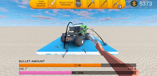 Destruction physics - Car Crash Test Derby  screenshots 1