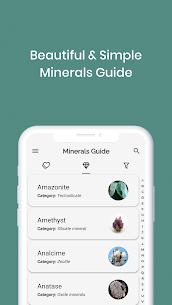 Minerals Guide (  Identifier) Apk 1