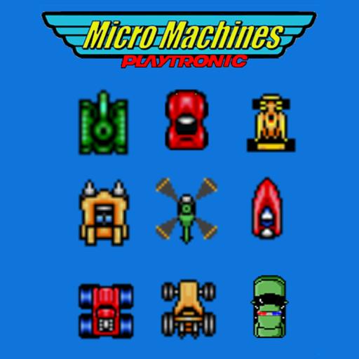 Micro Machines Free screenshots 1