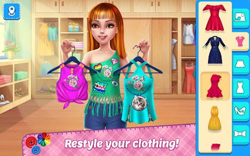 DIYファッションスター-デザインハック服ゲーム