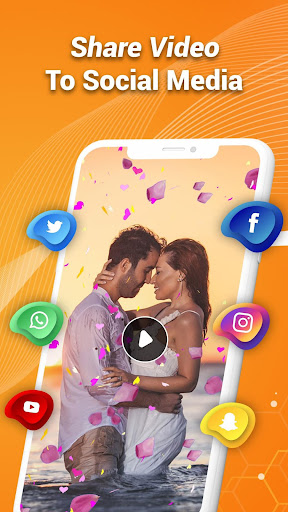 Love Photo Effect Video Maker : Photo Slideshow  screenshots 5