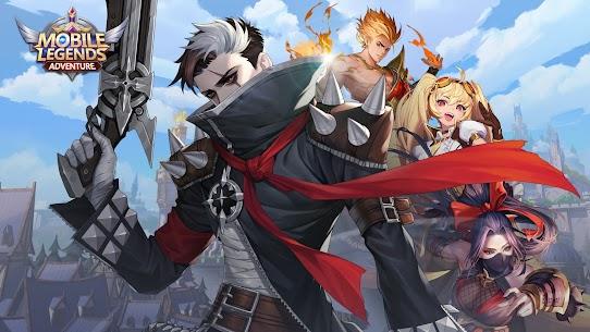 Free Mobile Legends  Adventure 1