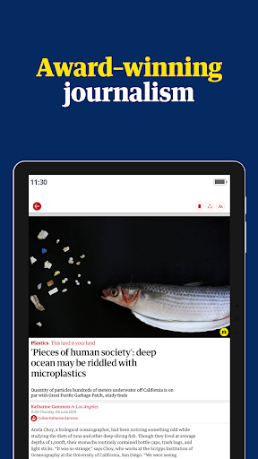 The Guardian - Live World News, Sport & Opinion apktram screenshots 7