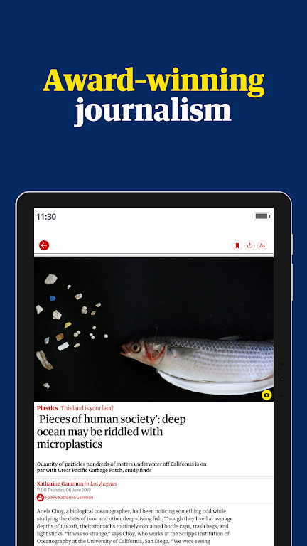 The Guardian - Live World News, Sport & Opinion  poster 6