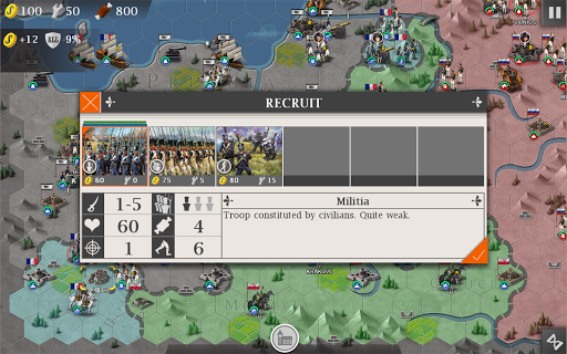 European War 4: Napoleon 1.4.30 screenshots 14