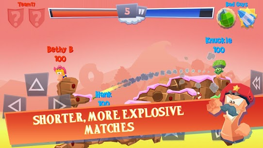 Worms 4 APK Download For Android 5