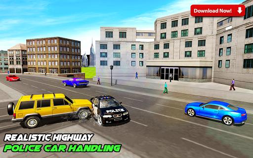 Highway Police Car Racing & Ambulance Rescue 1.3 screenshots 22