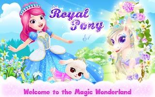 Princess Palace: Royal Pony