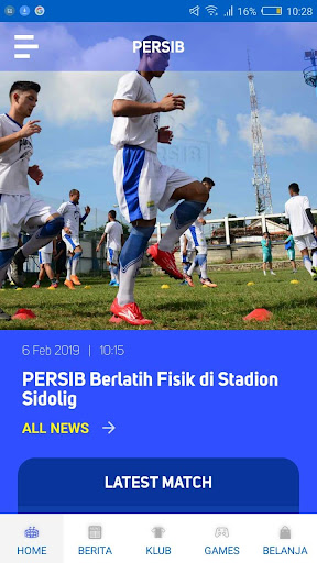 Persib 2.7.5 screenshots 2