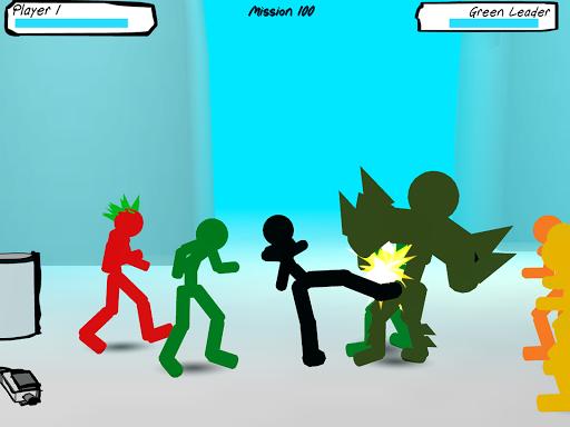 Stickman Street Fighting 1.06 screenshots 9