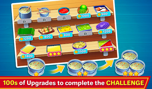 Indian Cooking Madness - Restaurant Cooking Games android2mod screenshots 7