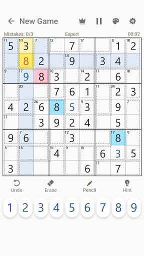 Killer Sudoku - Free Sudoku Puzzles+  screenshots 7