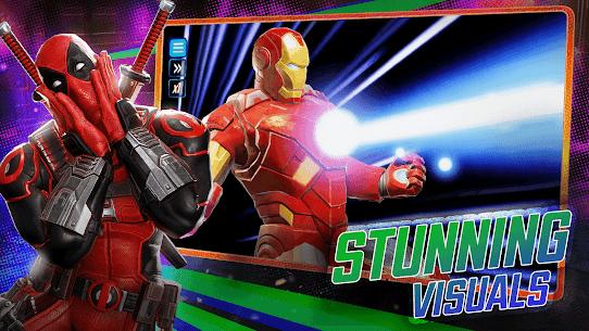 Marvel Strike Force Mod Apk Unlimited Money, Energy, Everything 3