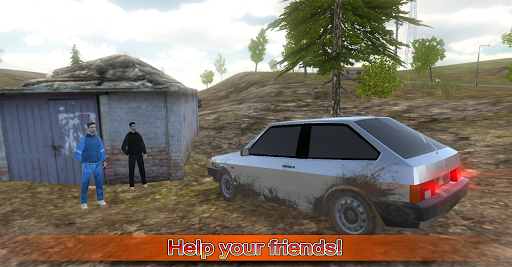 Driving simulator VAZ 2108 SE 1.25 Screenshots 3