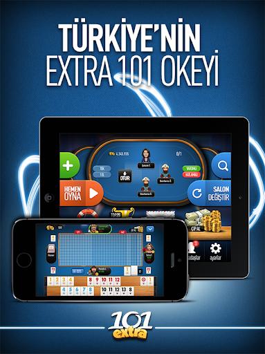 101 Yu00fczbir Okey Extra 1.6.7 Screenshots 1