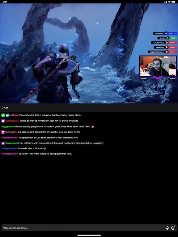 Twitch: Livestream Multiplayer Games & Esports poster 10