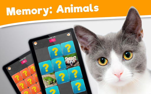 Memory Game: Animals android2mod screenshots 10