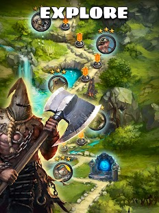 Card Heroes - CCG game with online arena and RPG Screenshot