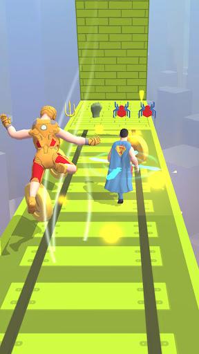 Superhero Run - Epic Transform Race 3D  screenshots 21