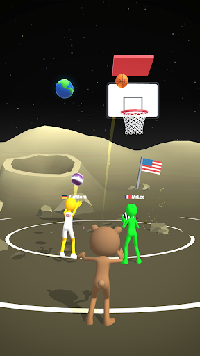 Five Hoops - Basketball Game  screenshots 5