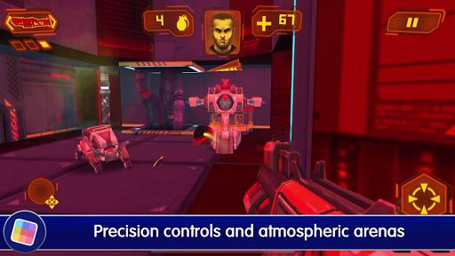 Neon Shadow: Cyberpunk 3D First Person Shooter 1.40.166 screenshots 4
