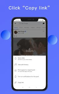 Video Downloader for Facebook – Video Saver Apk Download NEW 2021 3