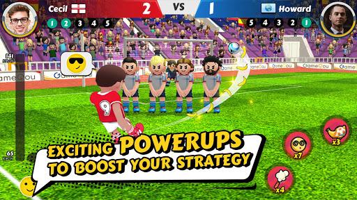 Perfect Kick 2 - Online SOCCER game screenshots 1