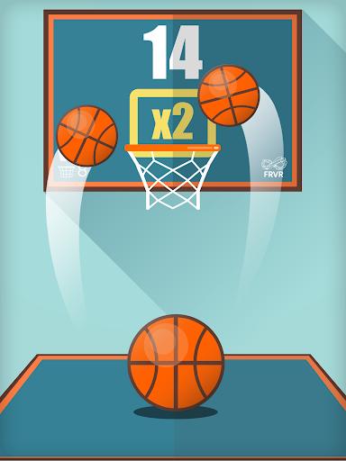 Basketball FRVR - Shoot the Hoop and Slam Dunk! screenshots 6