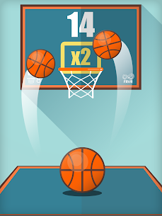 Basketball FRVR – Shoot the Hoop and Slam Dunk! 6