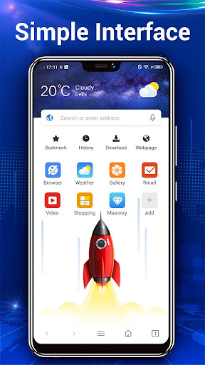 Web Browser & Web Explorer android2mod screenshots 2