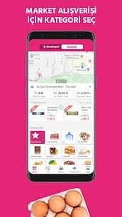 Yemeksepeti – Yemek & Market Siparişi 3