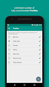 Audio Profiles – Sound Manager and Scheduler 15.1.2 Unlocked APK (MOD) Download 1