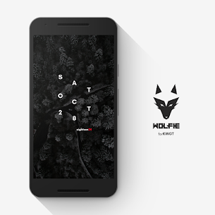 Wolfie for KWGT Apk [Paid] Download for Android 6