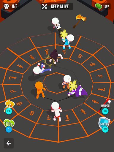 Stickman 3D - Street Gangster android2mod screenshots 10