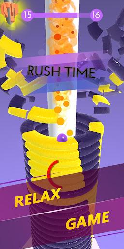 Stack Crush - 3D Endless drop  screenshots 6