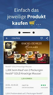COUPIES – Spare Geld mit Coupons im Supermarkt 2.21.2 Mod APK (Unlimited) 2