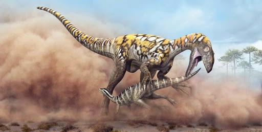 Dinosaur Simulator Jurassic Survival  screenshots 9