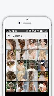 Wedding hairstyles 2018 2.2 Screenshots 6