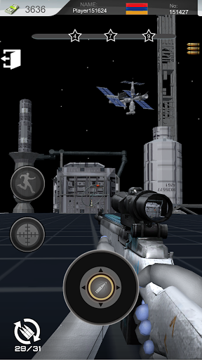 Space Warrior: Target Shoot 1.0.3 screenshots 3