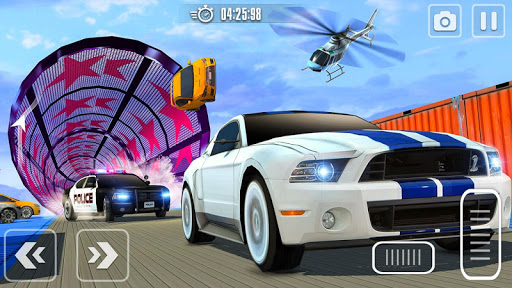 Impossible Race Tracks: Car Stunt Games 3d 2020  screenshots 11