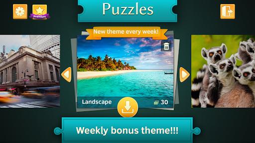 Landscape Jigsaw Puzzles Free 2.2.57 screenshots 1