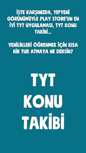 TYT (YKS 1.Oturum) Konu For Pc | How To Download For Free(Windows And Mac) 1