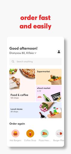 efood delivery apktram screenshots 2