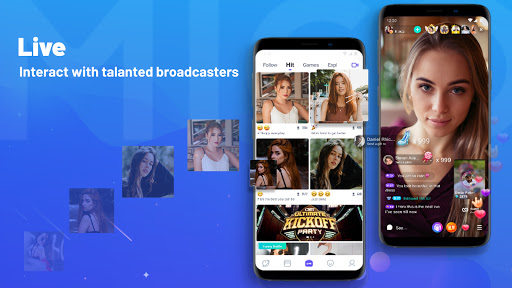 MICO: Make Friends, Live Chat and Go Live Stream  screenshots 1