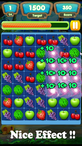Fruit Link - Fruit Legend - Free connect game apktram screenshots 4