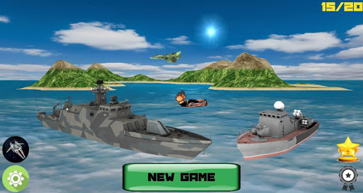 Sea Battle 3D PRO: Warships 11.20.2 screenshots 1