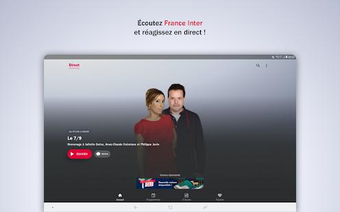 France Inter - radio, podcasts, actu  Screenshots 7